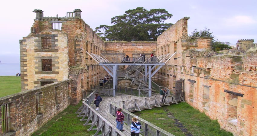 Port Arthur and Tasman Island Cruise Tour - Departs Hobart