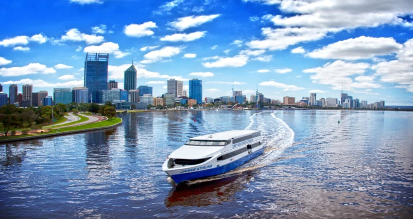 Fremantle Lunch Cruise - Perth