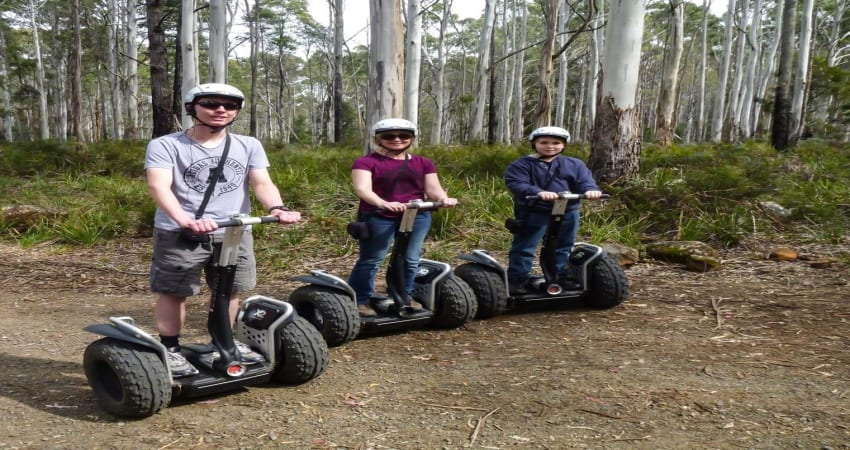 Forest Segway Adventure, 90 Minutes - Launceston, TAS