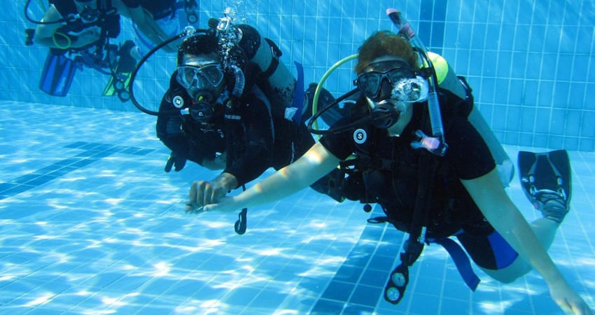Certified Open Water Scuba Diving Course - Gold Coast