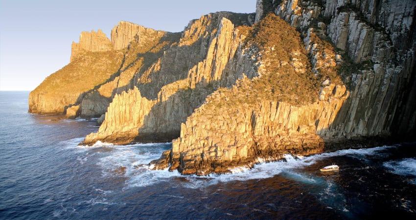 Tasman Eco Cruise and Port Arthur Historic Site