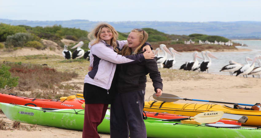 Full Day Guided Coorong Kayaking Tour with Lunch - Goolwa, Adelaide