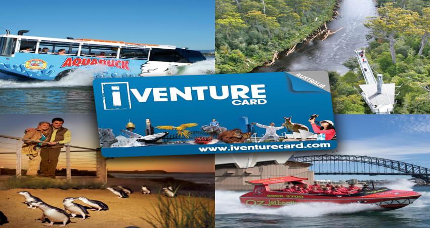 Australia Five Attractions Pass
