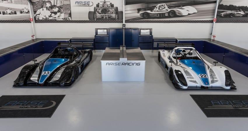 Radical Race Car Experience -  5 Hot Laps - Perth