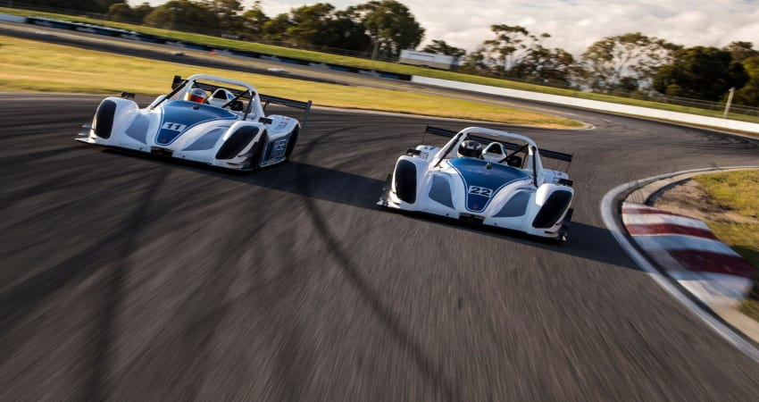 Radical Race Car Experience -  3 Hot Laps - Perth