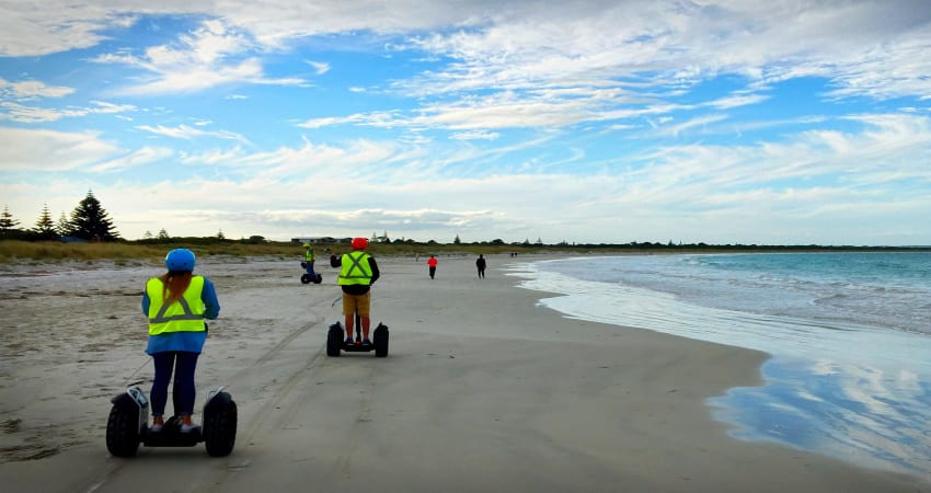 Summit to Sea Segway Tour 90 Minutes - Albany