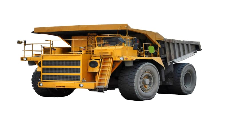 Dump Truck Driving Experience, 45 Minutes - Gold Coast