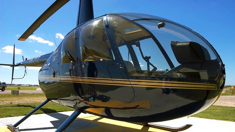Helicopter Flight, 30 Minutes - Olympic Park & Sydney Harbour - For up to 3 People
