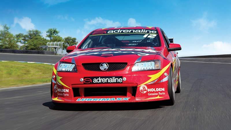 V8 Race Car 8 Lap Drive - Eastern Creek, Sydney