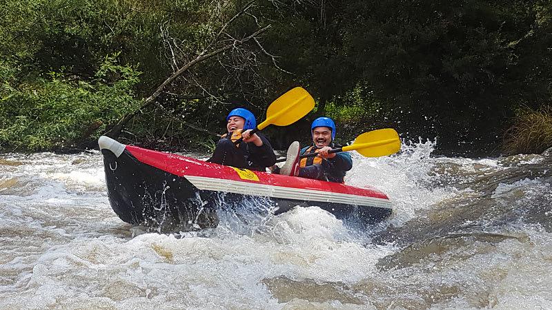 Kayaking and Caving - Full Day - Wonga Park