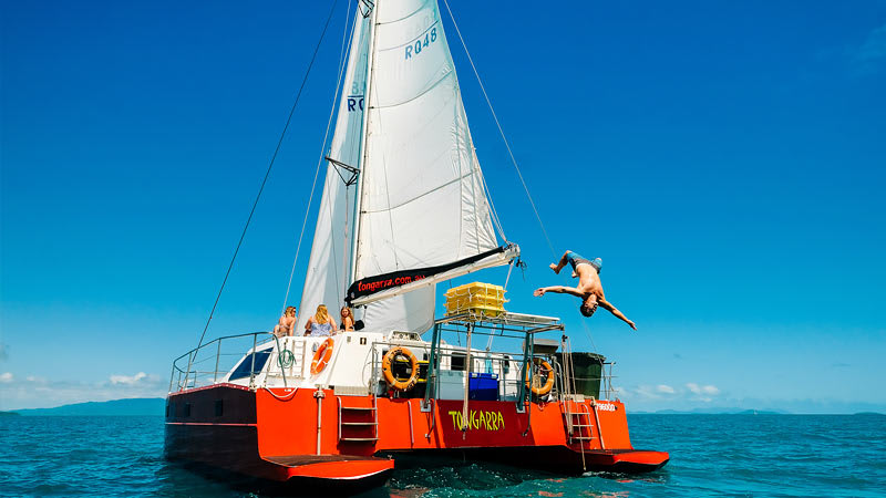 Adventurous 2 Night Sailing Package - Airlie Beach