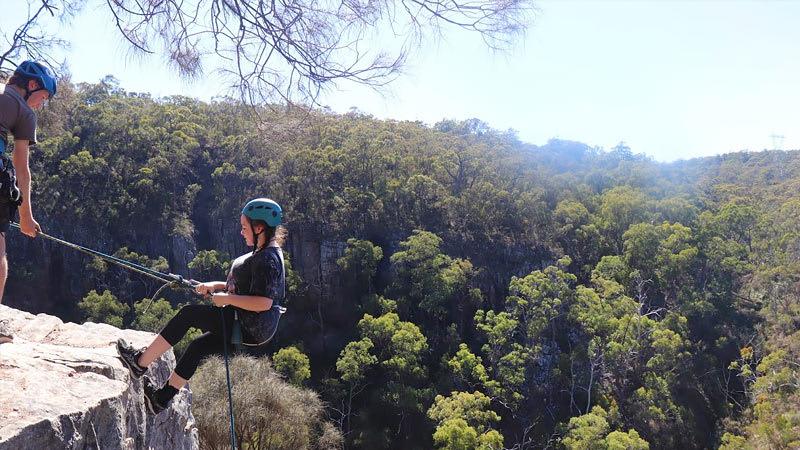 Abseiling Adventure, Half Day - Morialta, Adelaide