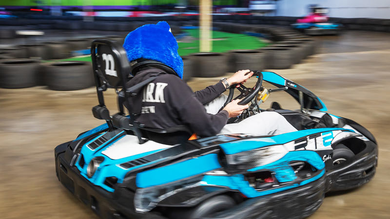Indoor Go Karting, 2 Sessions - Sydney
