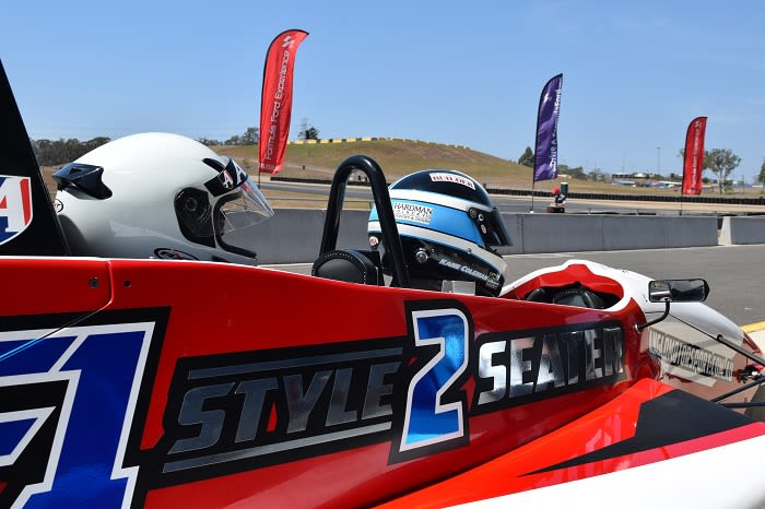 F1-Style Race Car Ride, 4 Laps - Sydney Motorsport Park, Eastern Creek