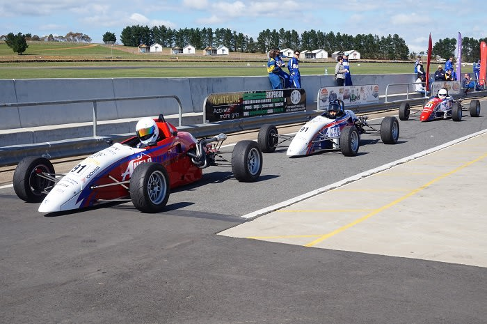 F1-Style Race Team Experience - Wakefield Park