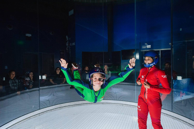 iFLY Brisbane Indoor Skydiving, 2 Flights - Weekend