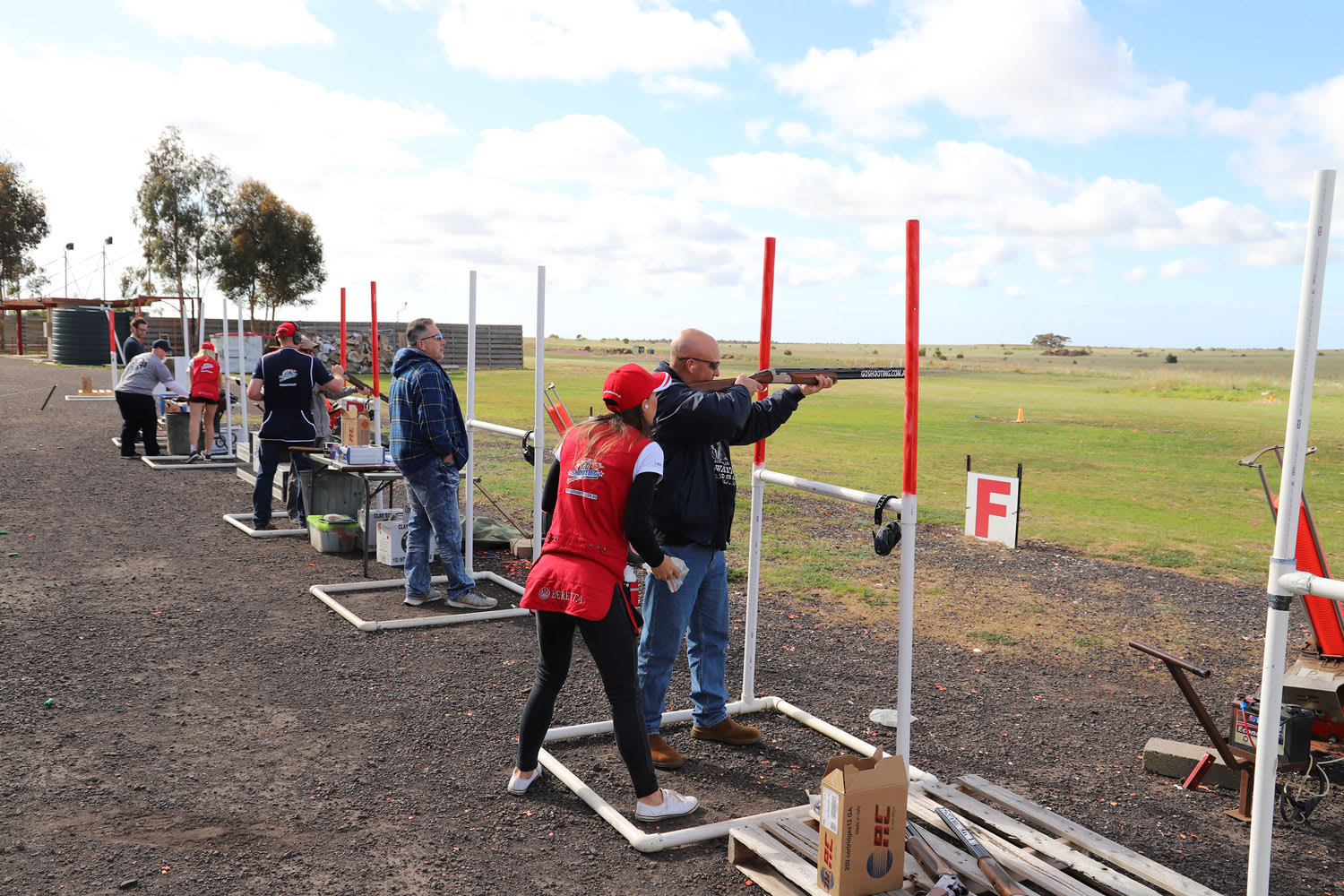 Clay Target Shooting Experience - Quandong, Melbourne