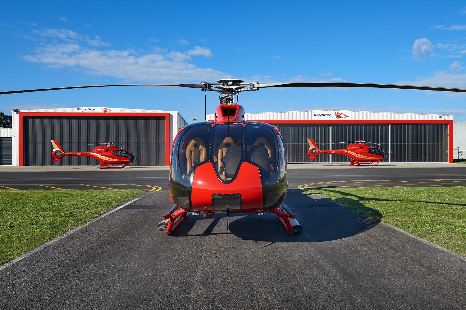 20 Minute Melbourne Bayside Helicopter Flight - For 2