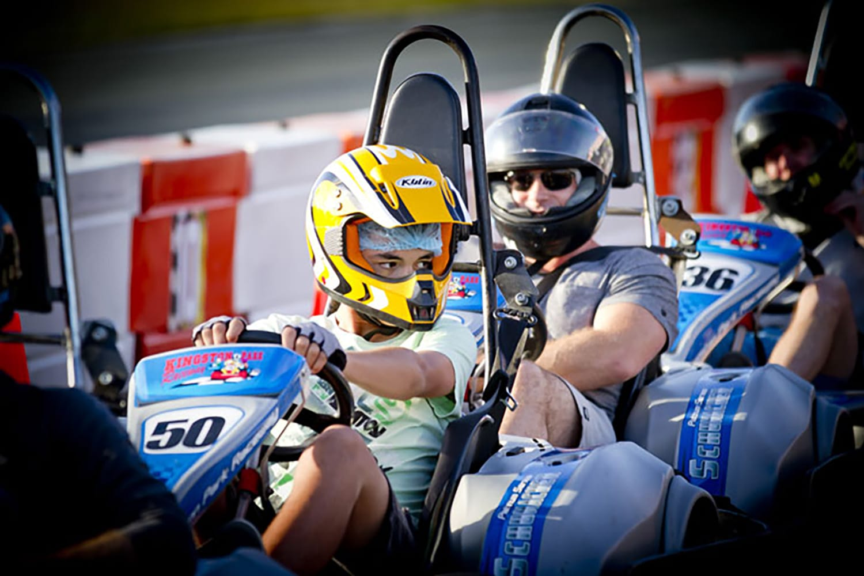 Go Kart Racing, Kingston - 2 Sessions
