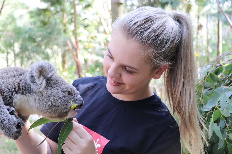 Currumbin Wildlife Sanctuary Entry - Gold Coast
