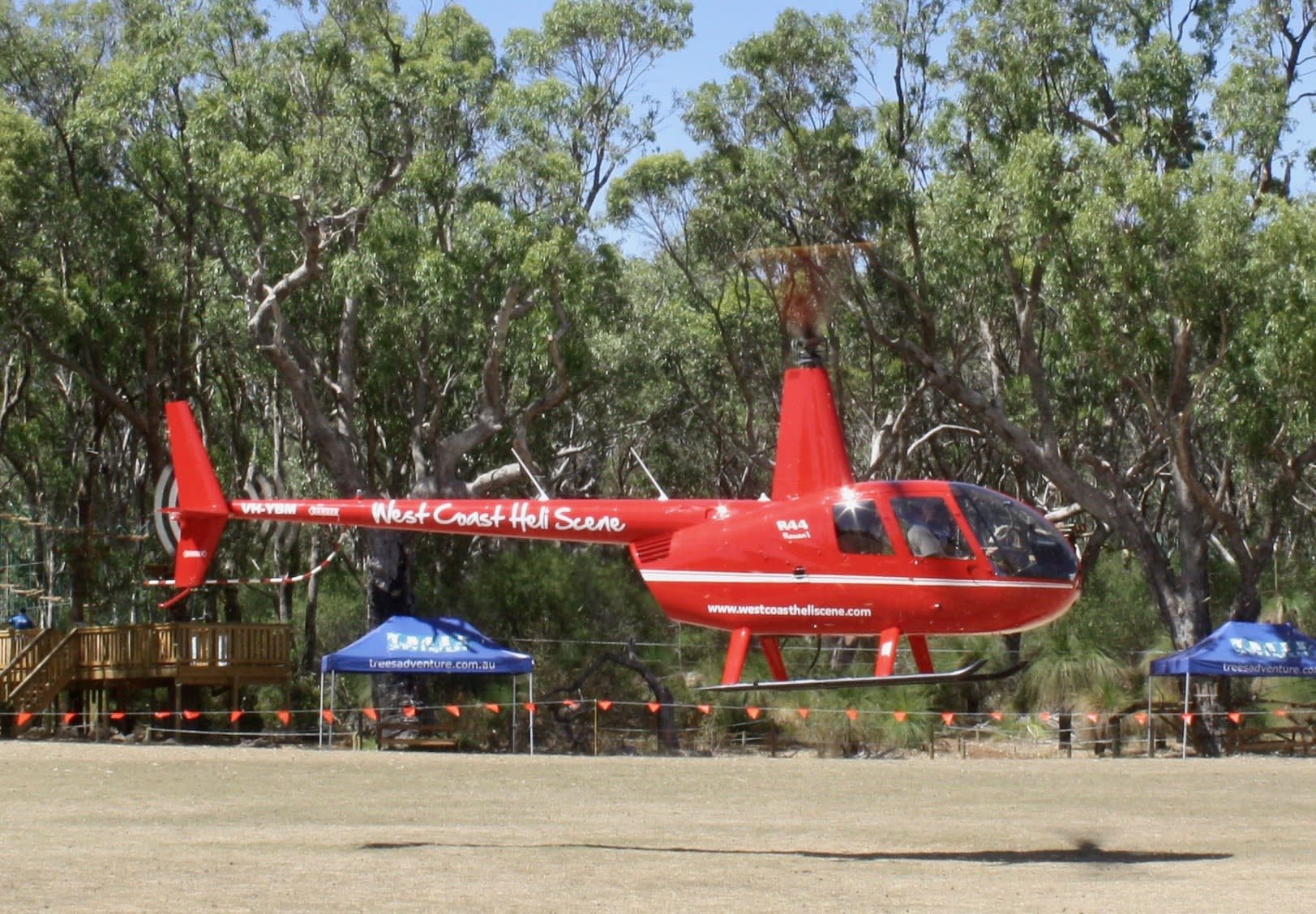 Helicopter Scenic Flight for 3 people, Moore River & Guilderton - 30 minute, Yanchep, Perth