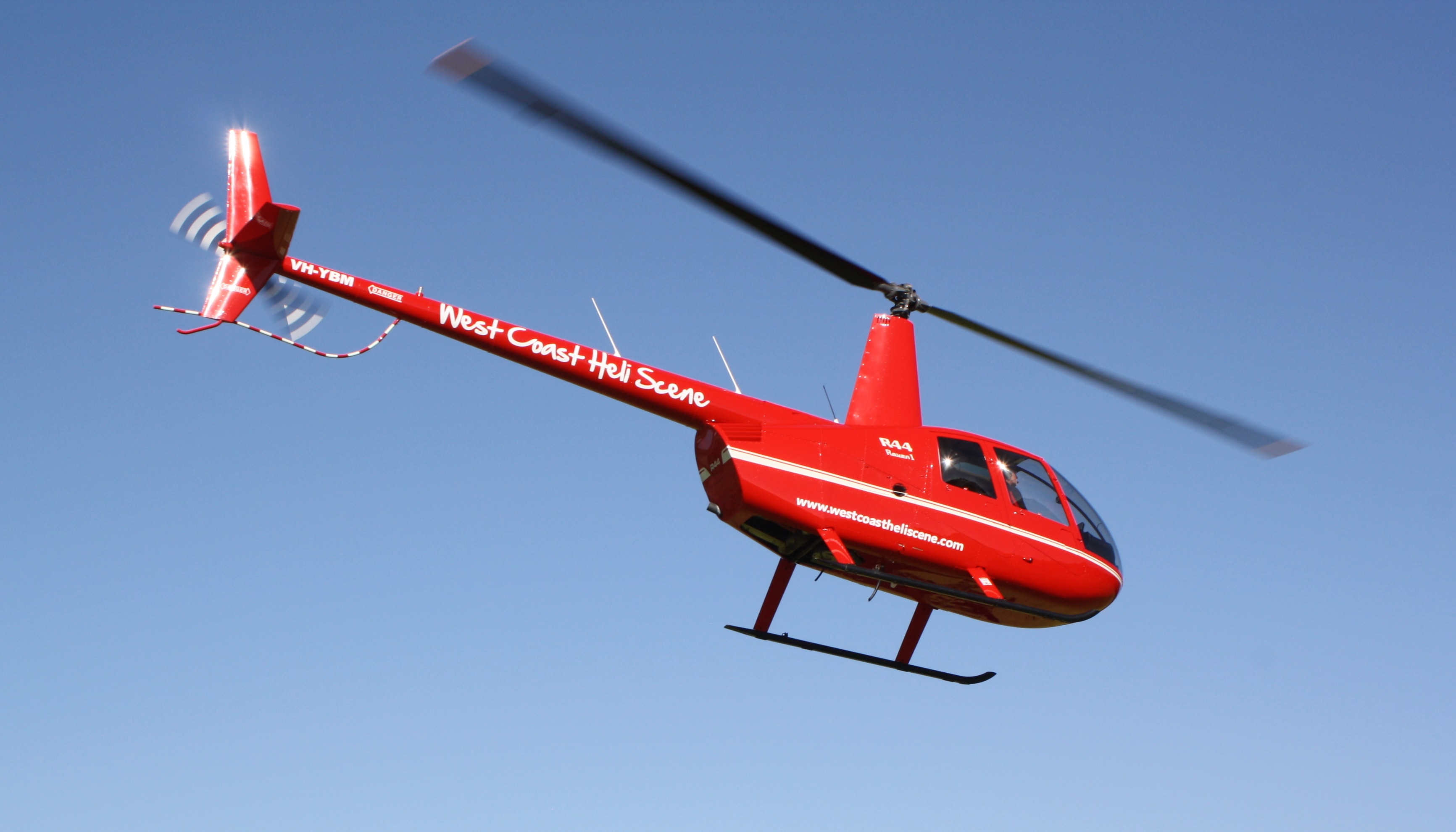 Helicopter Scenic Flight for 3 people, Ocean Reef Marina - 25 minute, Yanchep, Perth