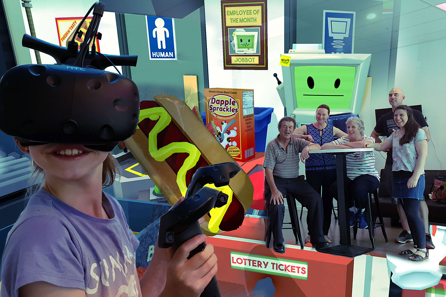 60 Minute Virtual Reality Experience - Adelaide