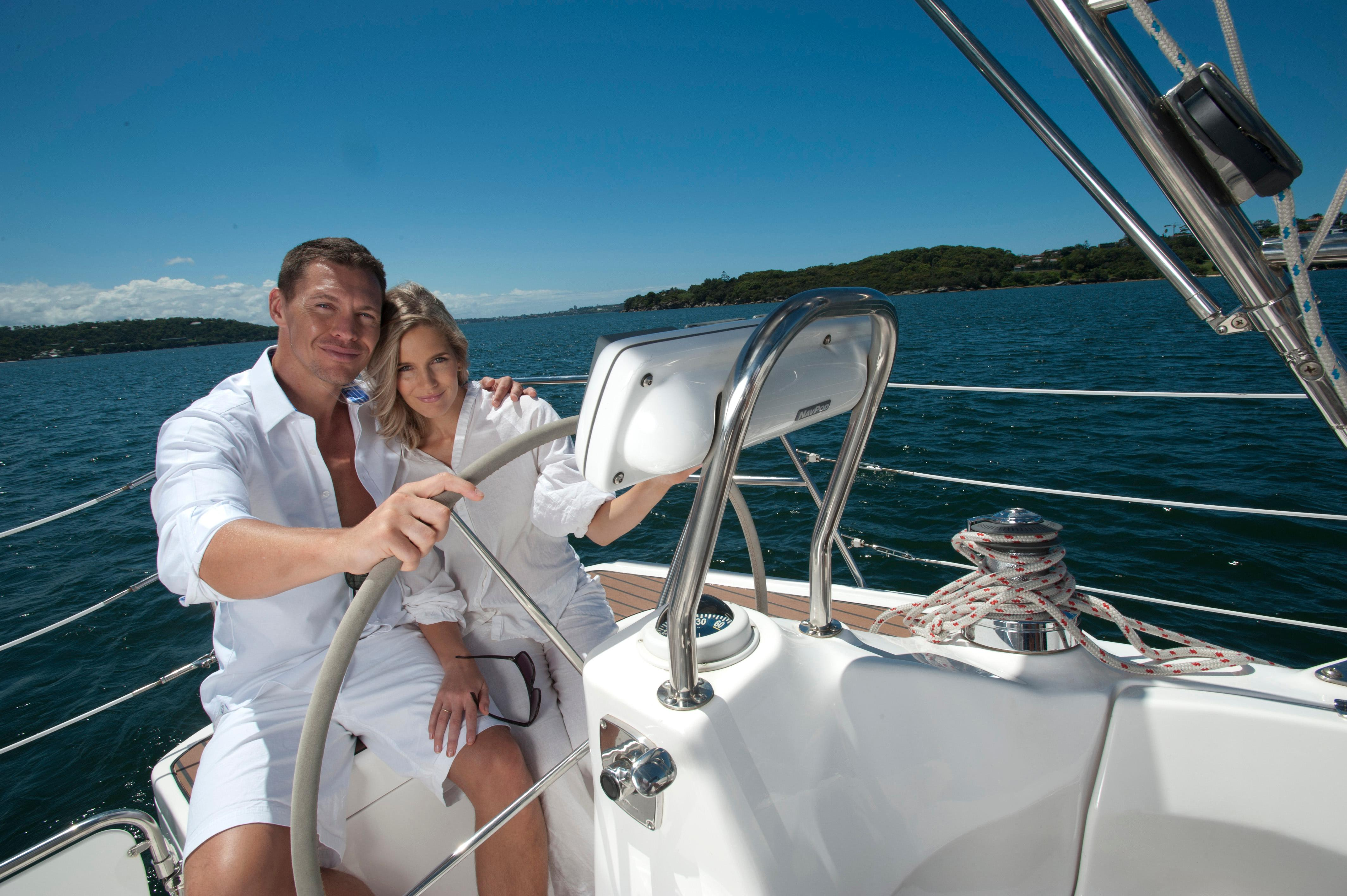 Sunset Sailing on a Luxury Yacht with Wine, Sydney Harbour - For 2