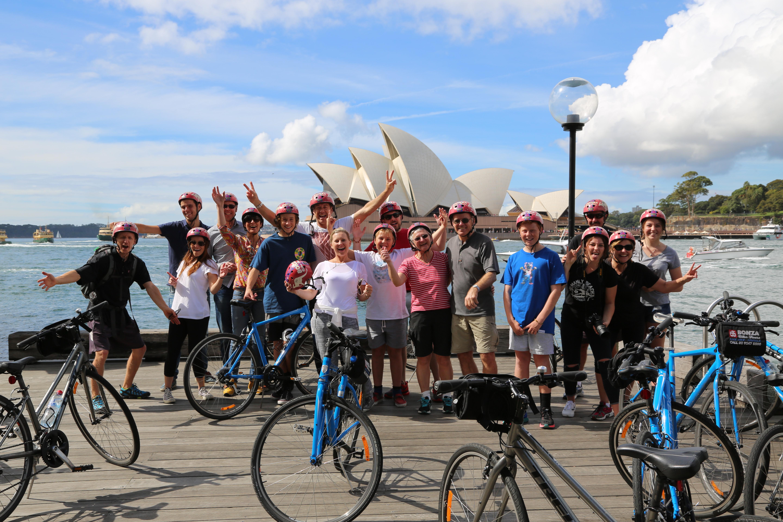 Classic Sydney Bike Tour - 4 Hours