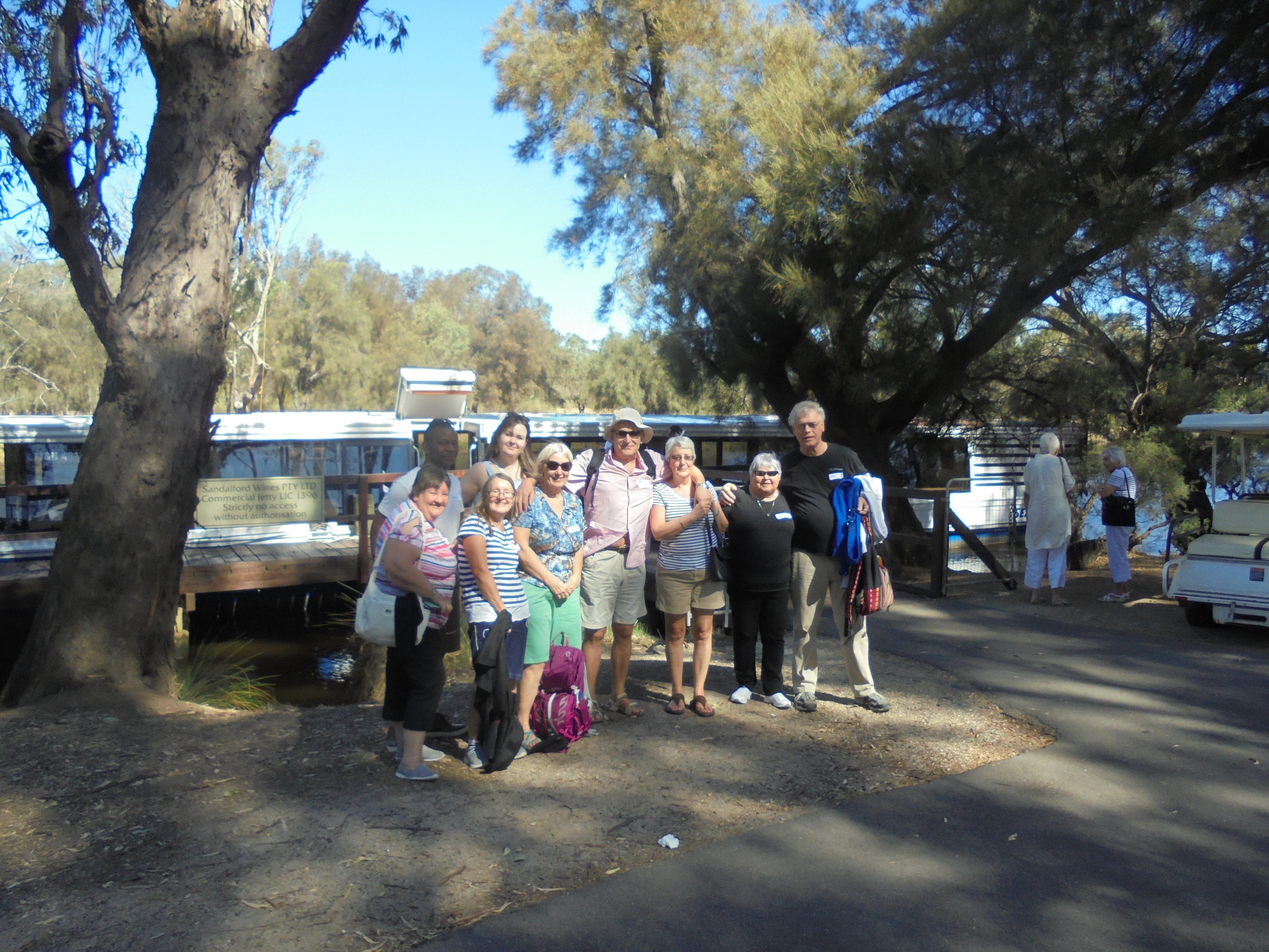 Swan Valley Wine Tasting and Cruise - For 2