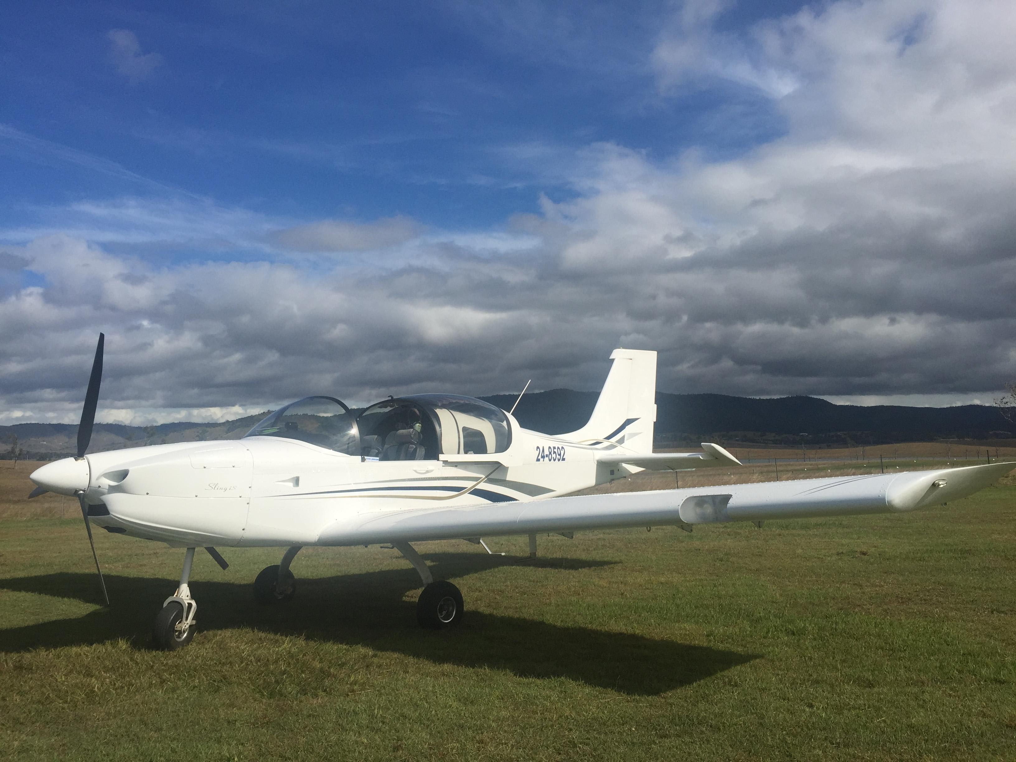 Learn to Fly Discovery Flight with Video, Brisbane - 30 Minutes