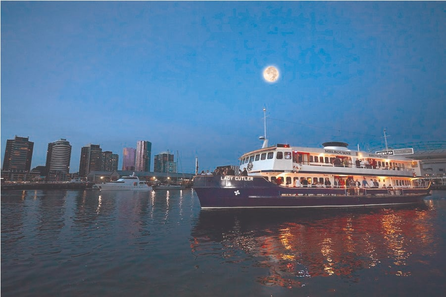 Seafood Brunch Cruise with Champagne, Melbourne - Adult