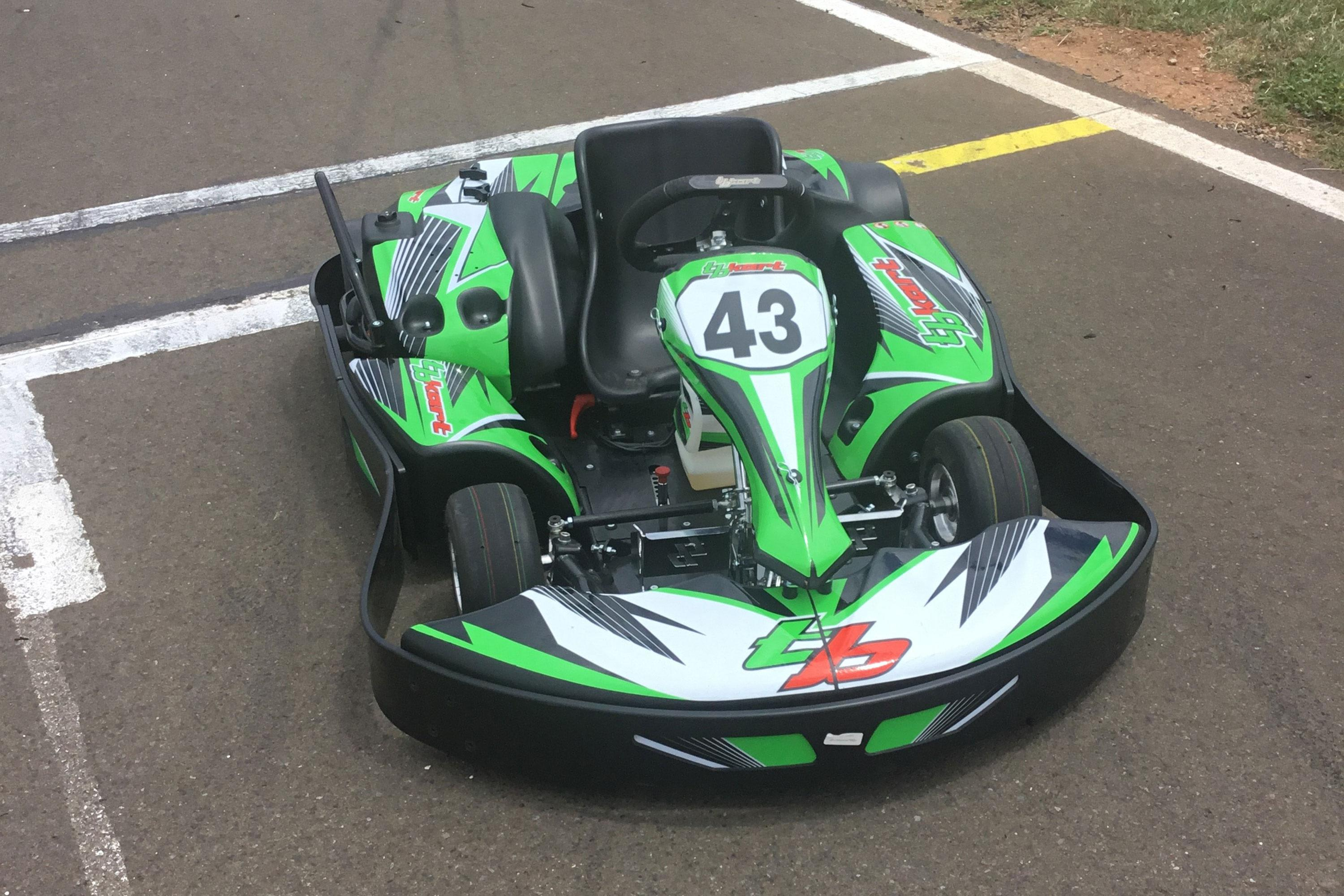Outdoor Go Karting, 3 x 10 Minute Sessions - Picton, Sydney