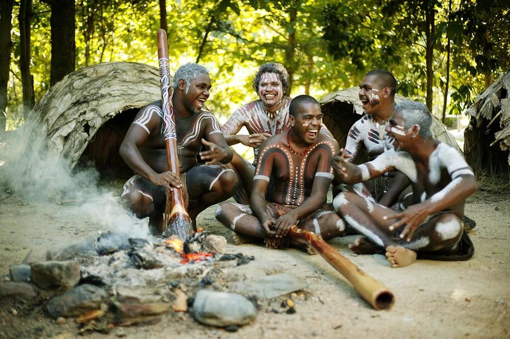 Tjapukai by Day - Aboriginal Cultural Tour, Cairns - Child