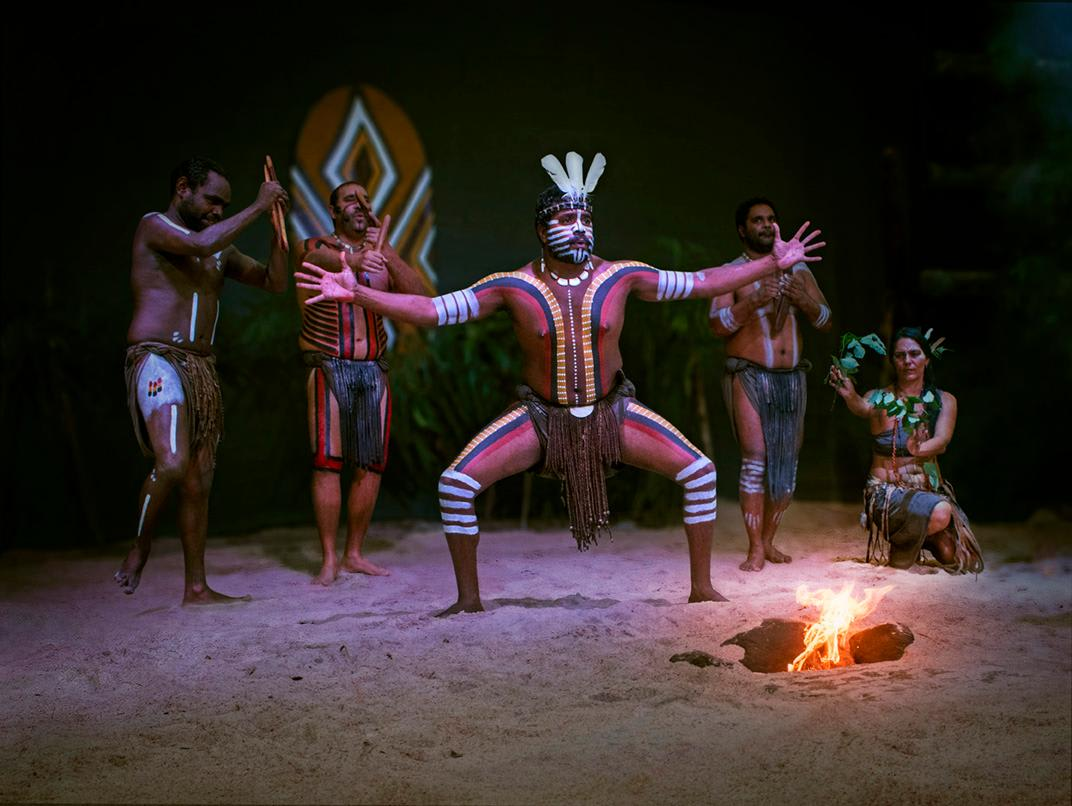 Night Fire by Tjapukai, Cairns - Adult