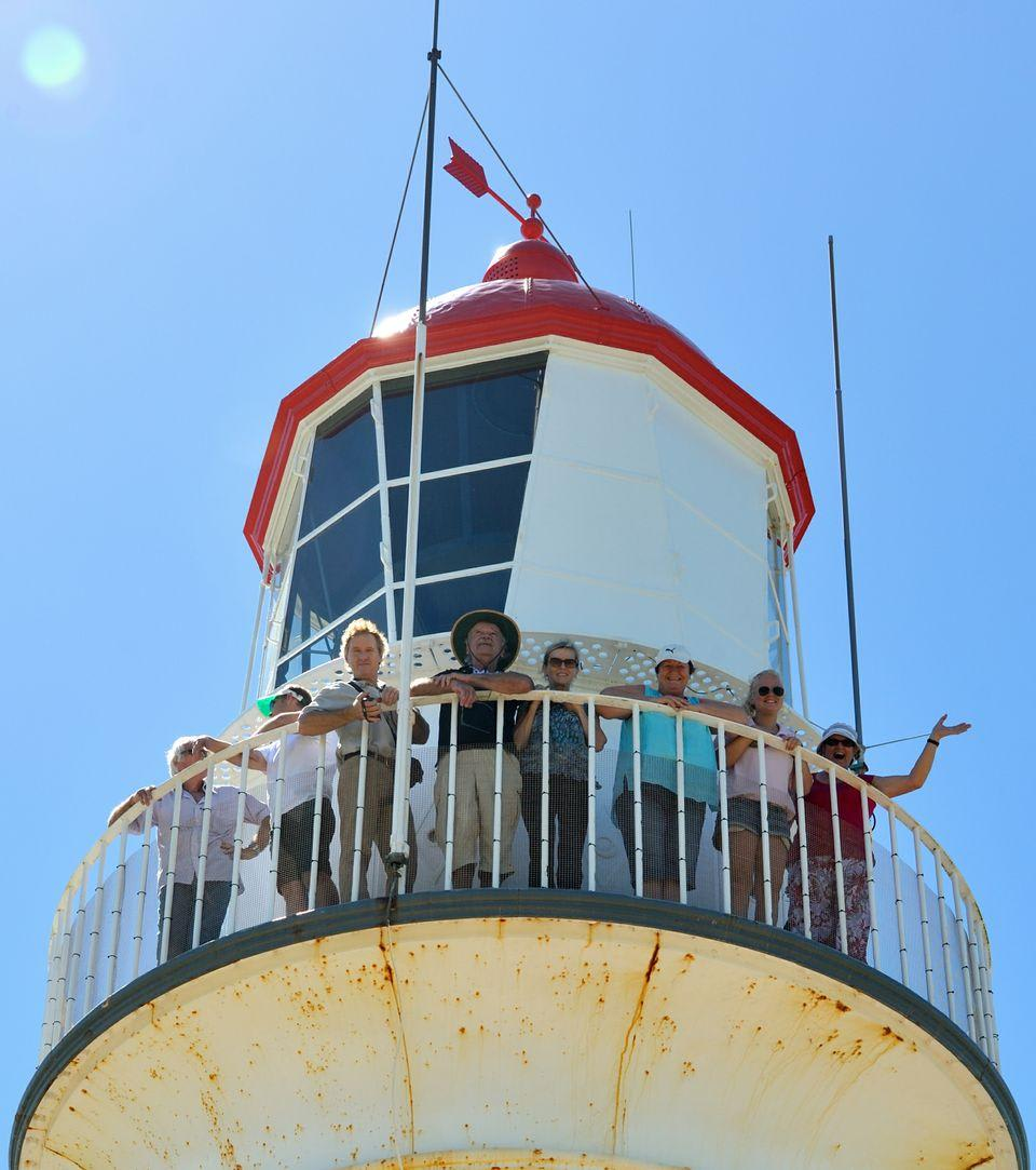 Bustard Bay and Lighthouse Guided Tour, Whitsunday Islands