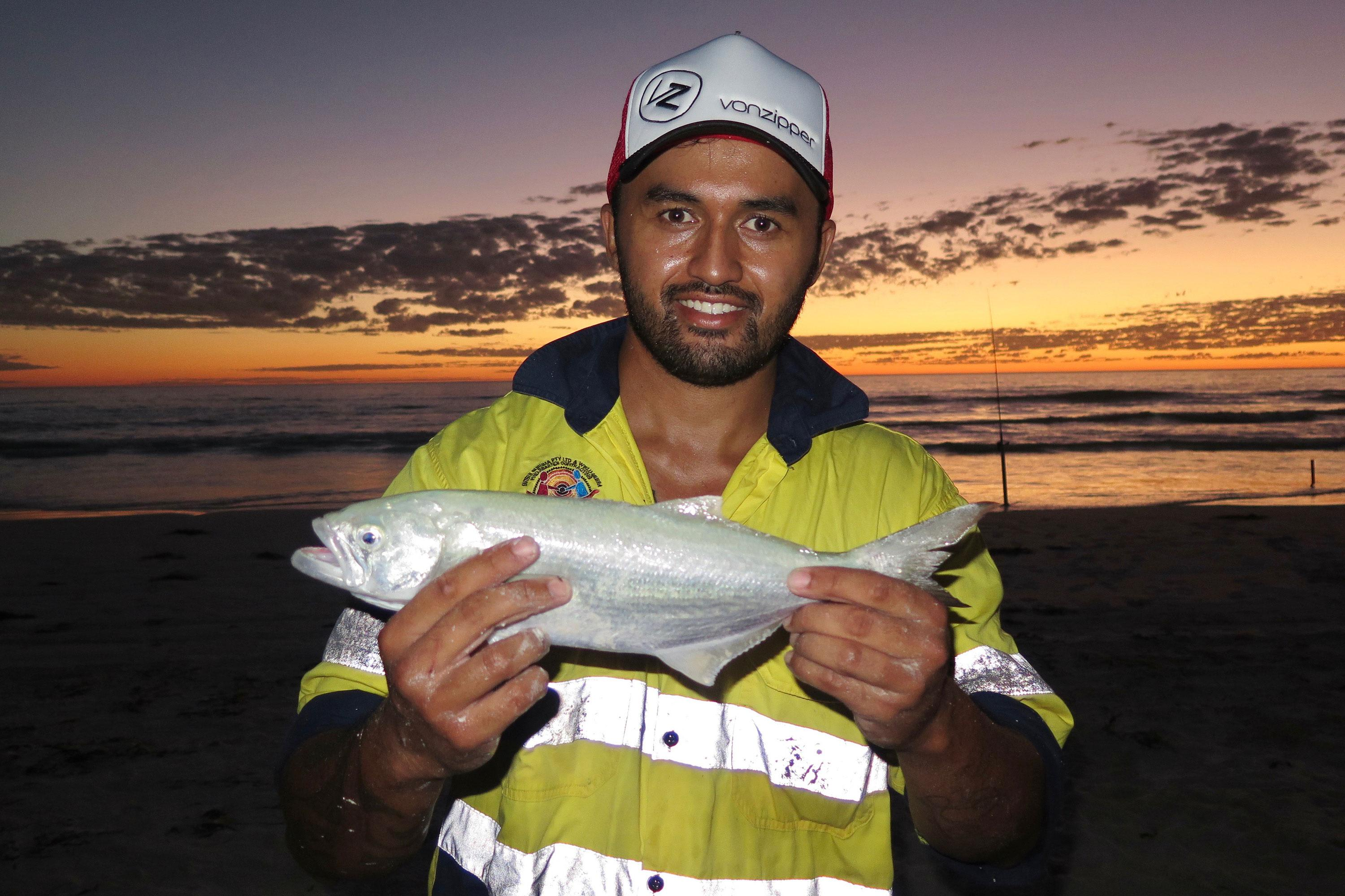 Night Beach Fishing with Beer and Snacks, Perth