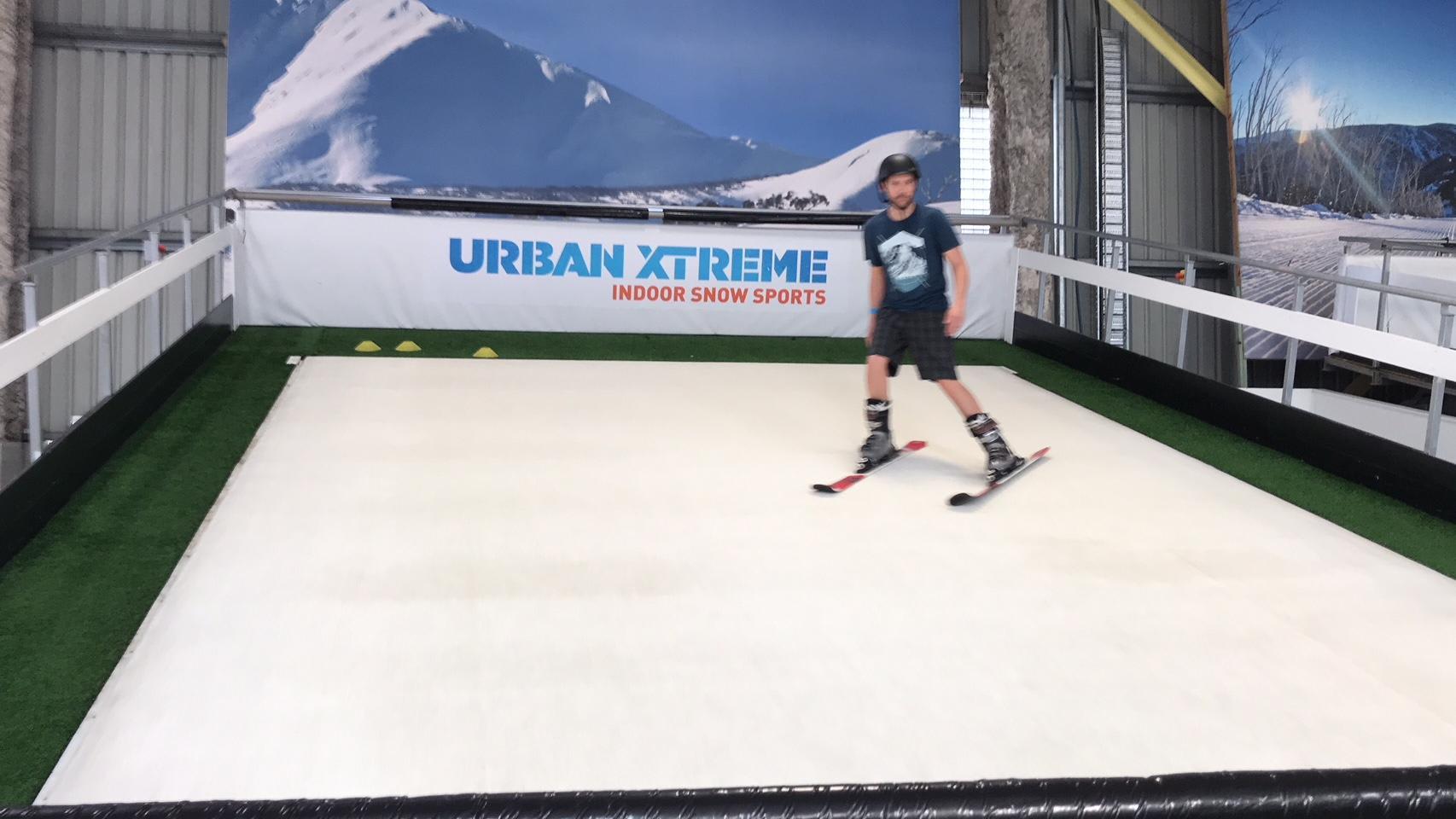 Private Indoor Ski or Snowboard Lesson, Brisbane - 60 Minutes