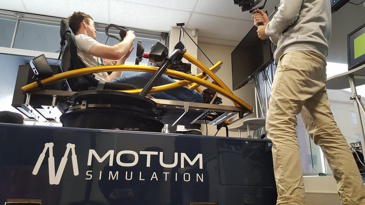 Virtual Reality Racing Experience - 45 Minute Simulator