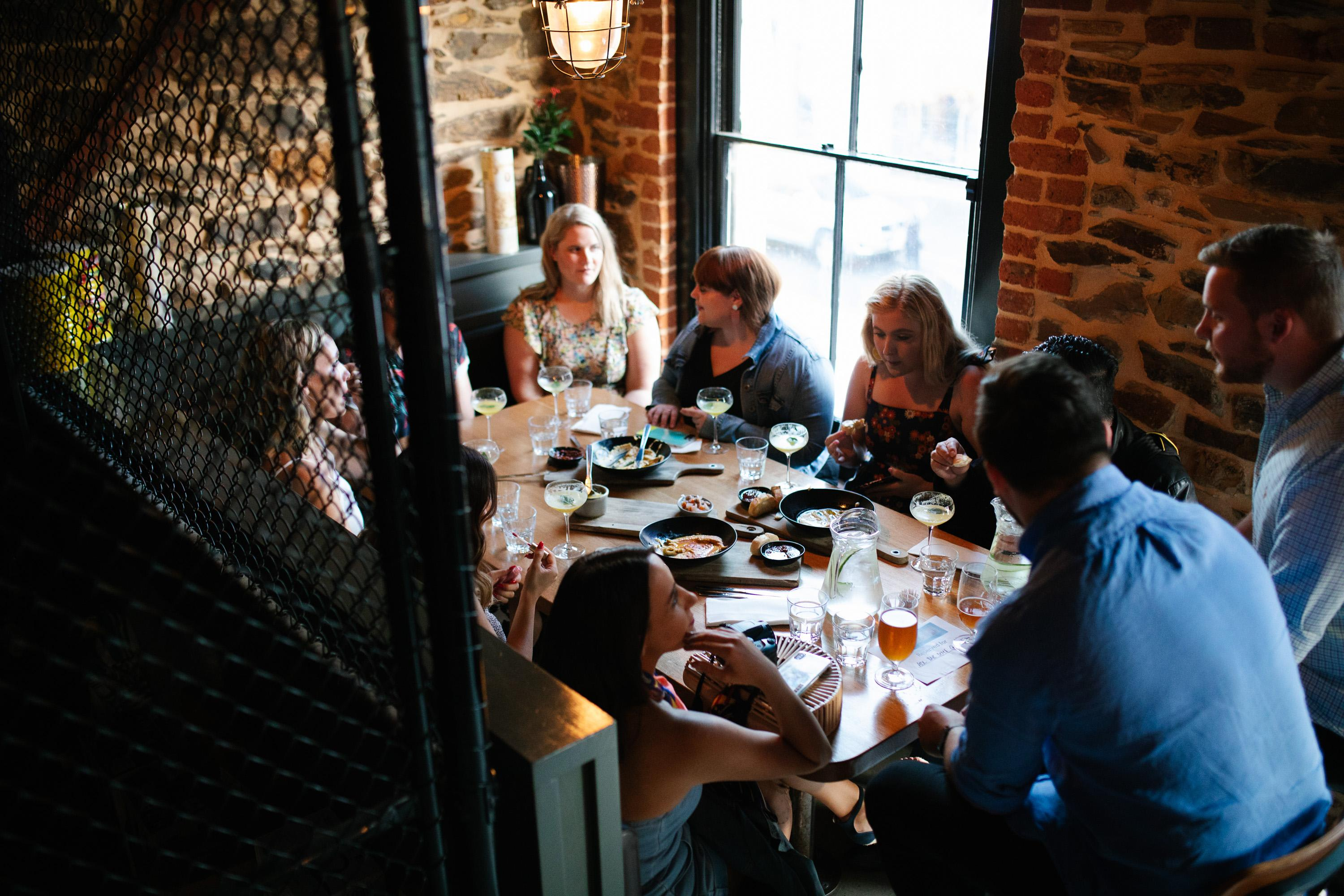 Adelaide Gin Tour with Tastings and Tapas - 4 Hours