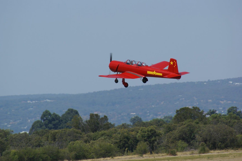 30 Minute Warbird Adventure Flight, Jandakot