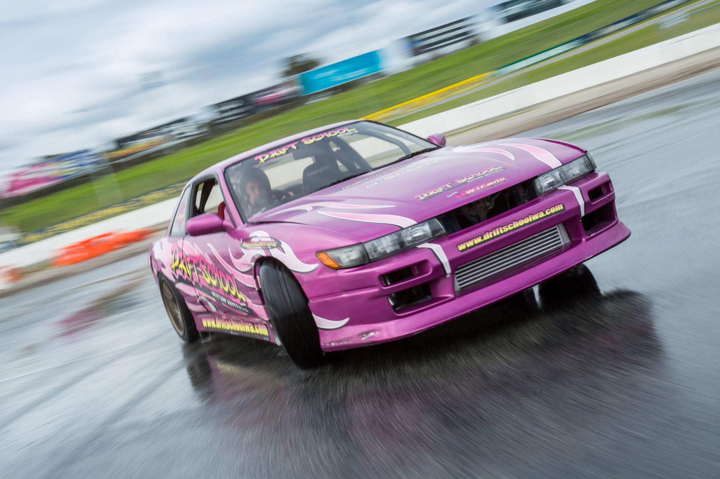 Drifting, 10 Lap Drive & 2 Hot Laps - Perth