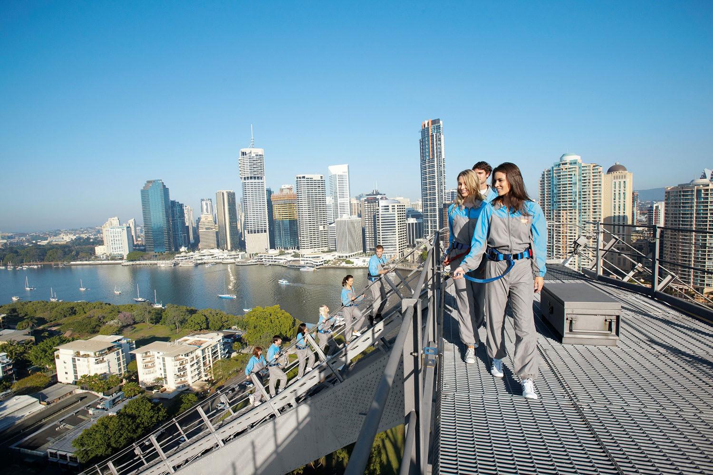 Story Bridge Adventure Climb, Daytime Climb - Brisbane
