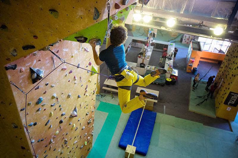 Indoor Rock Climbing Gym Admission - Villawood, Sydney