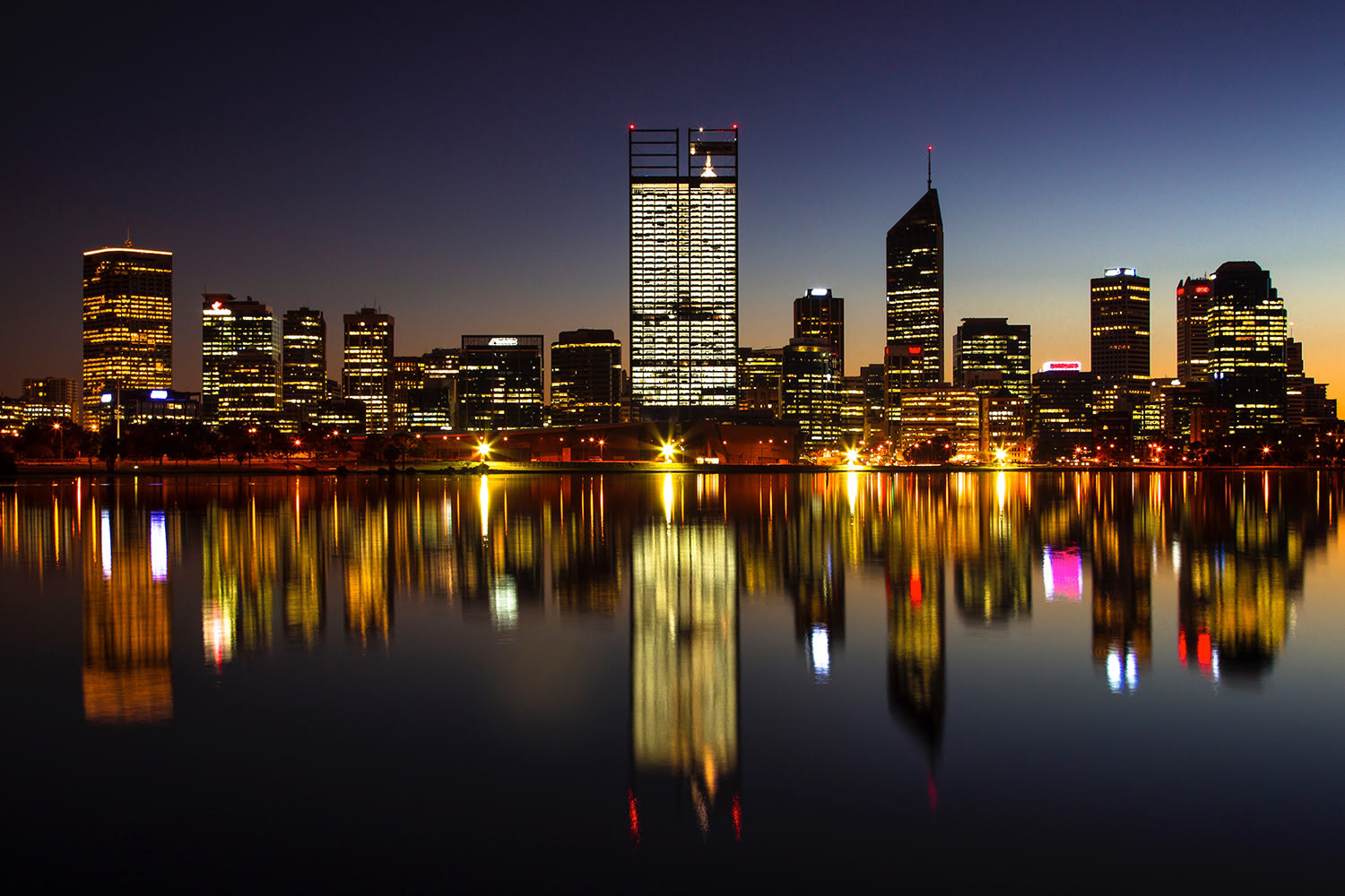 Photography - Perth City Experience