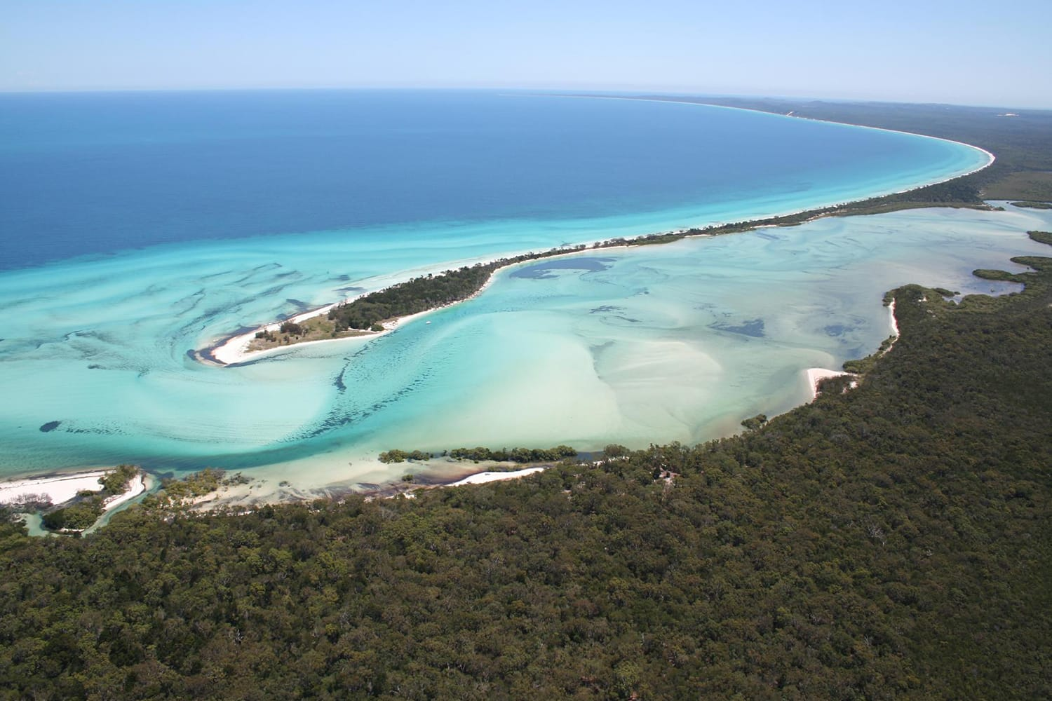 Fraser Island National Park Discovery Tour - Full Day