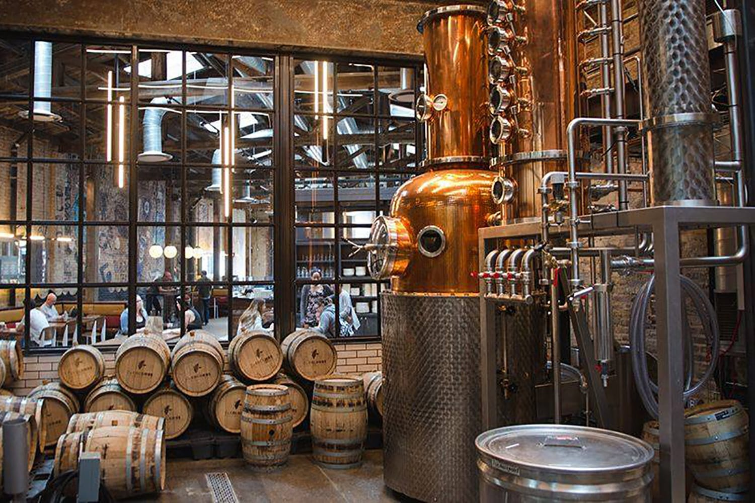 Gin Tour and Tasting