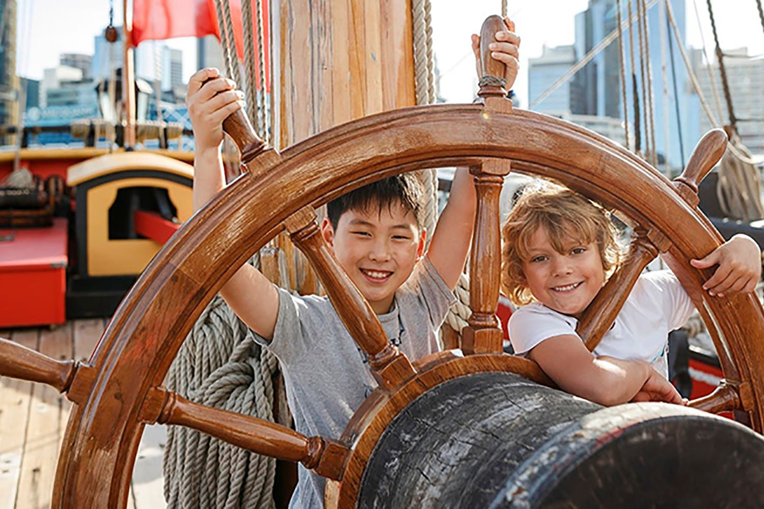 Australian National Maritime Museum Big Ticket Entry