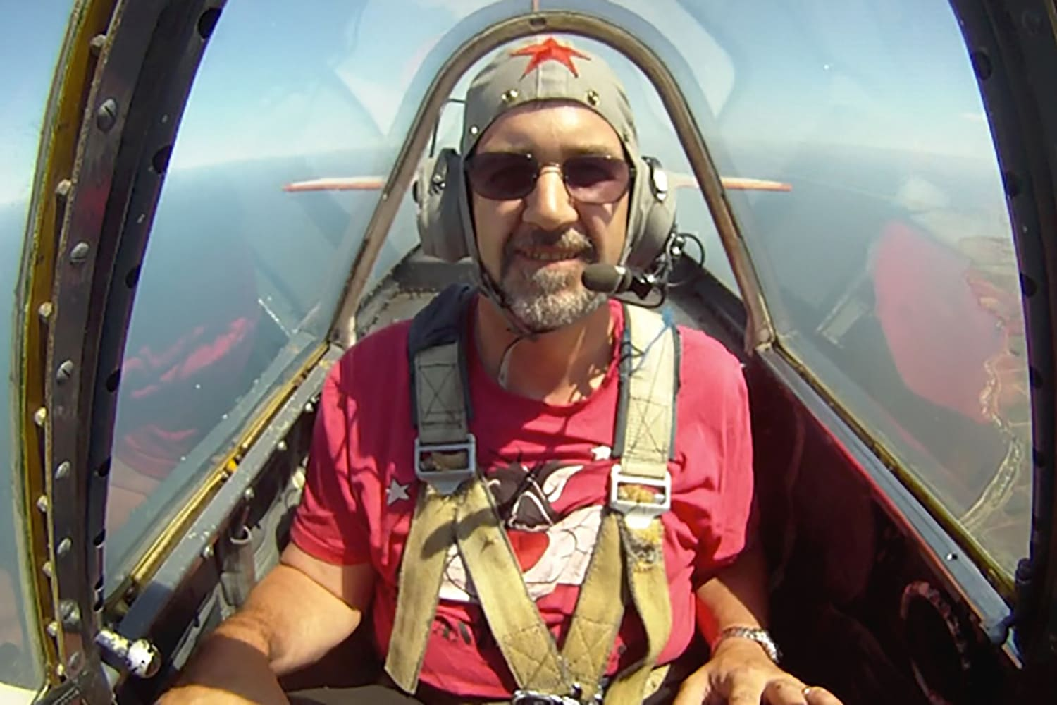 Joy Flight in a Yak 52, 25 Minutes - Point Cook, Melbourne
