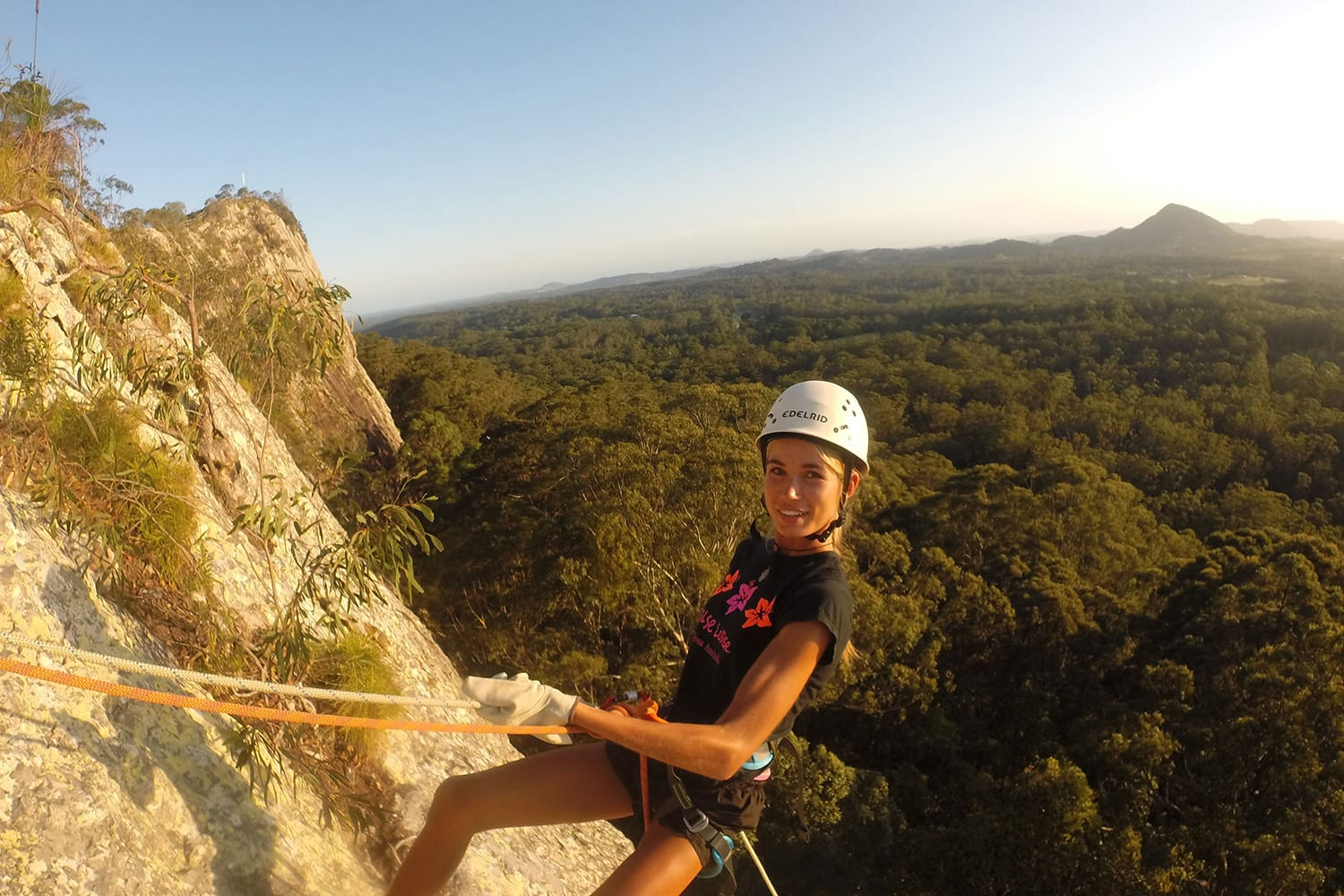 Noosa Sunset Abseiling Adventure